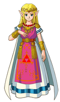 Link To The Past Remake - Princess Zelda