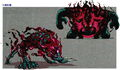 BoW Dark Beast Ganon Concept 02