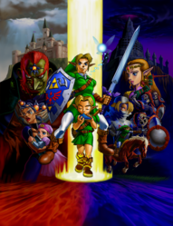 OoT Cast Artwork