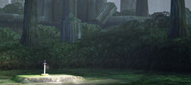 TP Sacred Grove & Master Sword