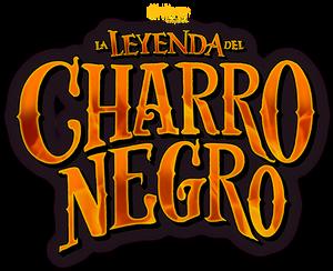 Logo la leyenda del charro negro