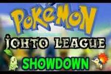 Pokemon Johto League Showdown | PokéFanClub Wiki | FANDOM