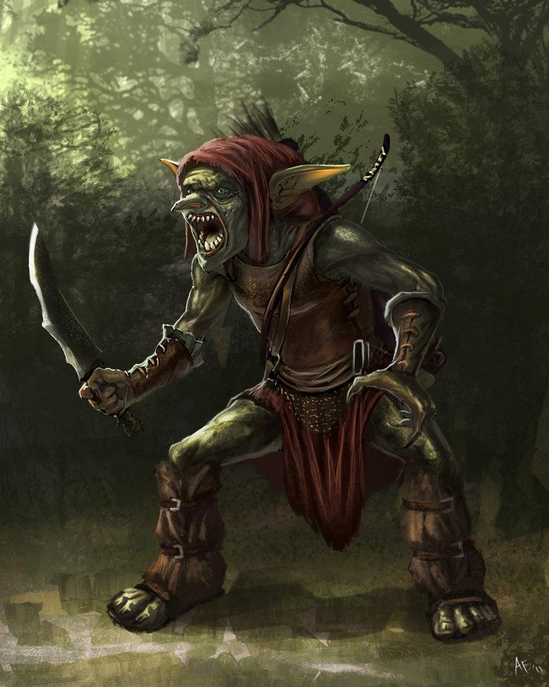 Goblins Fantasy Art