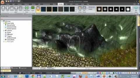 Simorgh 3D World Editor (Part1 Add&Edit Textures,Per pixel Texture Blending,)