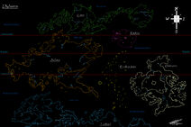Dylaera World Map 1280