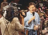Cameraman Filming Kirk