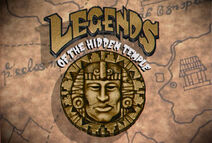 Legends of the Hidden Temple Logo