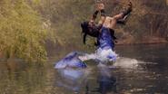 Blue Barracuda in the TV Movie