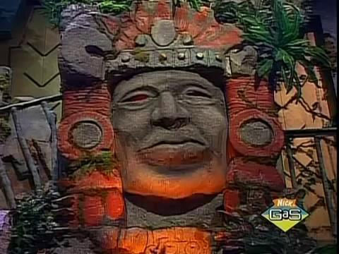 Legends of the Hidden Temple Discarded Seal of Ivan the Terrible