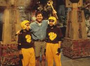 Kirk David Eusenia and King Tut's Cobra Staff