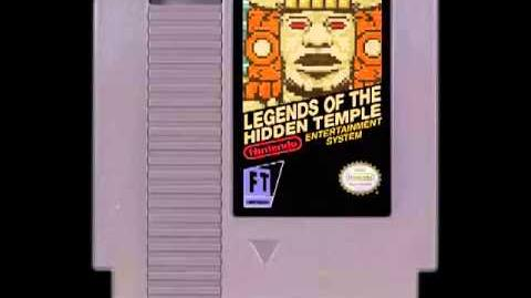 Legends of the Hidden Temple The Official Game (NES) OST - Temple Run
