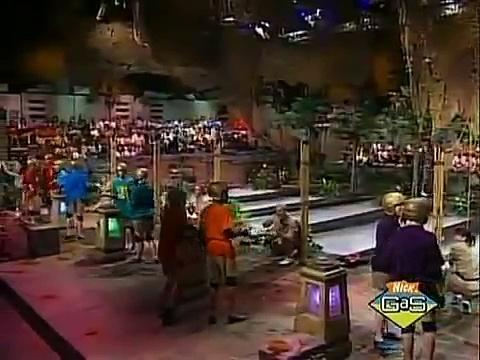 Legends of the Hidden Temple Lost Hornpipe of the Pirate Captain