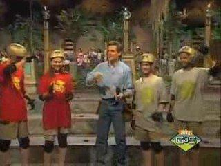 Zac Turney on Legends of the Hidden Temple Part 1