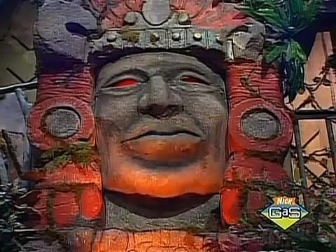 Legends of the Hidden Temple Mummified Hand of the Egyptian King