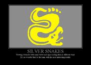 Silver snakes by winter phantom-d4cmqnu