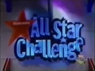 Nickelodeon All-Star Challenge Game 1 Blue vs. Yellow vs. Pink