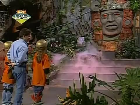 Legends of the Hidden Temple Lily-Crested Crown of Clovis I