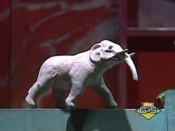 Ivory Elephant of Scheherazade