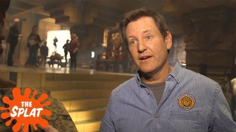 "Kirk Fogg Returning to Nickelodeon for ""Legends Of The Hidden Temple The Movie"" The Splat"