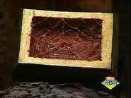 The Golden Spider Web of Robert the Bruce