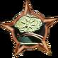 Applewood Amulet of Emilano Zapata