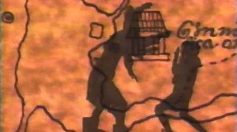 Nickelodeon - Legends Of The Hidden Temple Promo - Olmec Got It Get It (Partial Audio)