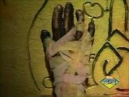 The Mummified Hand of the Egyptian King