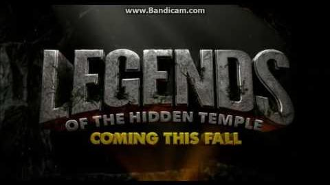 'Legends of the Hidden Temple The Movie' Teaser Trailer