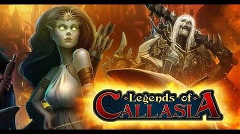 Legends Of Callasia The Revenant Retreat