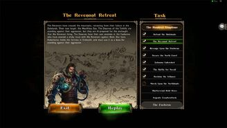 The Revenant Retreat