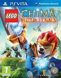 LEGO Legends of Chima Wyprawa Lavala