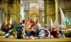 Chima Best Warriors