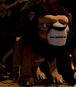 TV Lion Legend Beast