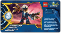 ShadoWind Power Game Card