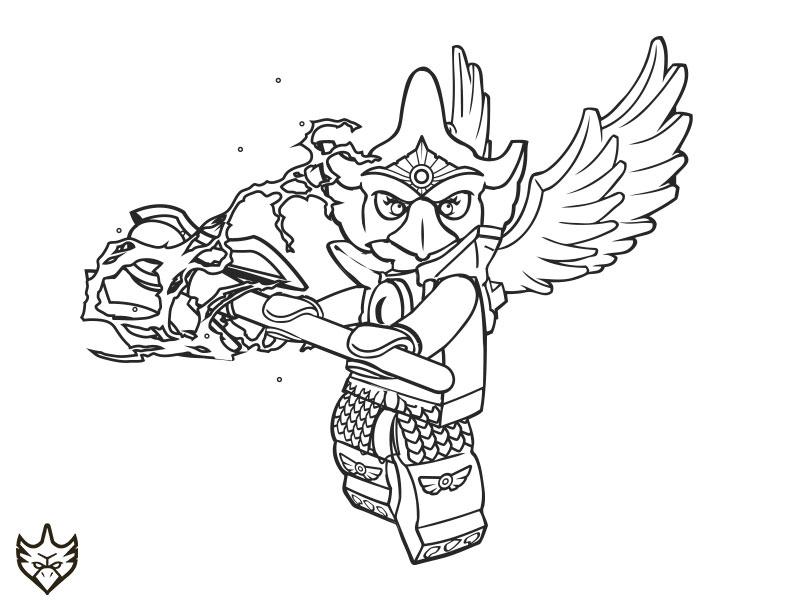 Obraz - Eris Coloring Page.jpg | LEGO Legends of Chima Wiki | FANDOM powered by Wikia