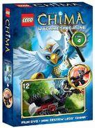 LEGO Chima Część 4 Wydanie specjalne z zestawem LEGO