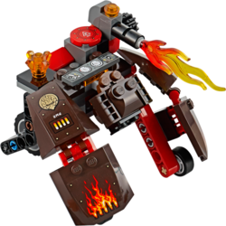 Set Fire Walker