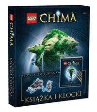 LEGO Legends of Chima Księga Chi Edycja Limitowana