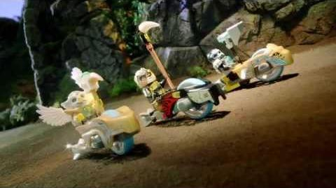 Lego Legends of Chima - Speedorz Shadow Wind