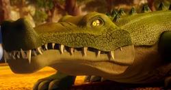 Crocodile Legend Beast