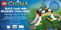 Chima Speedorz Challenge Promotional Set