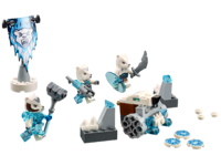 70230 Ice Bear Tribe Pack