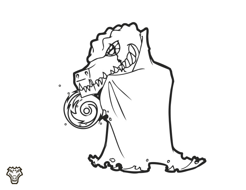 Obraz - Cragger Coloring Page.jpg | LEGO Legends of Chima Wiki ...