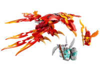 70221 Flinx's Ultimate Phoenix