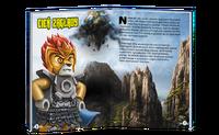 LEGO Legends of Chima Wielka wyprawa Example 1