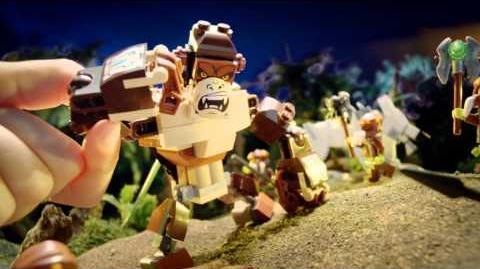 LEGO Chima Legenndarne Bestie