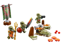 70231 Crocodile Tribe Pack