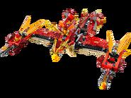 70146 Flying Phoenix Fire Temple Alt 2
