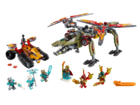 70227 King Crominus' Rescue