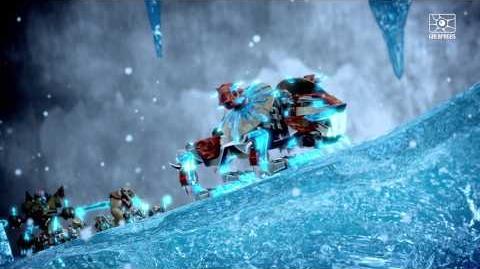 LEGO Chima, Część 7 - Oficjalny Zwiastun DVD (polski dubbing)